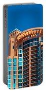 Portofino Tower At Miami Beach Portable Battery Charger