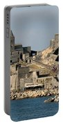 Portovenere's Church And Fortress Portable Battery Charger