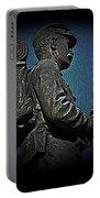 Portrait 31 American Civil War Portable Battery Charger