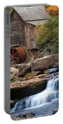 Portrait Of Glade Creek Mill Portable Battery Charger