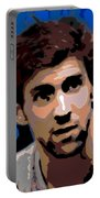 Portrait Of Phelps Portable Battery Charger