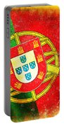 Portugal Flag  Portable Battery Charger