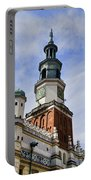 Posnan Poland Clock Tower Portable Battery Charger