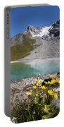 Postcard From Alpes Portable Battery Charger