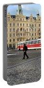 Prague Czech Republic Portable Battery Charger