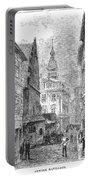 Prague: Jewish City Hall Portable Battery Charger