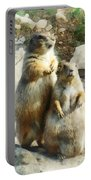 Prairie Dog Formal Portrait Portable Battery Charger