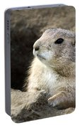 Prairie Dog Lookout Portable Battery Charger