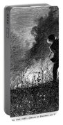 Prairie Fire, 1874 Portable Battery Charger