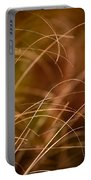 Prairie Grasses Number 4 Portable Battery Charger