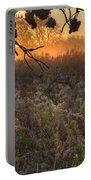 Prairie Sunrise Portable Battery Charger