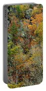 Prarie Hollow Gorge In Autumn Portable Battery Charger
