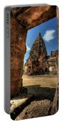 Prasat Phnom Rung Portable Battery Charger