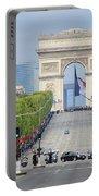 President Sarkozy Portable Battery Charger