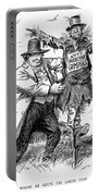 Presidential Campaign, 1908 Portable Battery Charger