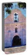 Presido Chapel San Elizario Texas Portable Battery Charger