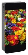 Primroses Portable Battery Charger