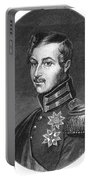 Prince Albert (1819-1861) Portable Battery Charger