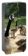 Protective Mad Mama Canadian Goose Portable Battery Charger