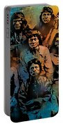 Proud Apache Scouts Portable Battery Charger