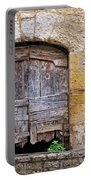Provence Window And Wall Painting Portable Battery Charger