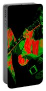 A Psychedelic Rush Portable Battery Charger