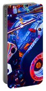 Psychodelic Supercharger-1 Portable Battery Charger