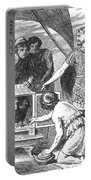 Publius Claudius Pulcher And The Sacred Portable Battery Charger by Photo Researchers