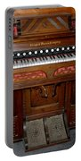 Pump Organ Portable Battery Charger