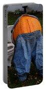 Pumpkin Butt Portable Battery Charger