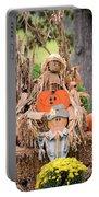 Pumpkin Harvest 2012 Portable Battery Charger