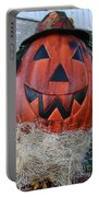 Pumpkinhead Portable Battery Charger