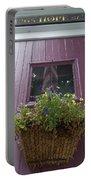 Purple Door Portable Battery Charger