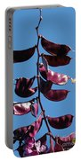 Purple Pods Portable Battery Charger