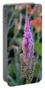 Purple Spear Portable Battery Charger