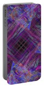 Purples II Portable Battery Charger