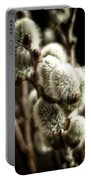 Pussy Willow Portable Battery Charger