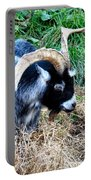 Pygmy Goat Portable Battery Charger