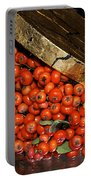 Pyracantha Berries Portable Battery Charger