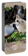 Quail Mates Portable Battery Charger