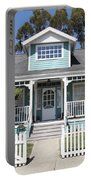 Quaint House Architecture - Benicia California - 5d18817 Portable Battery Charger