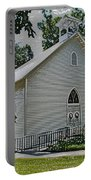 Quaker Church Pencil Portable Battery Charger