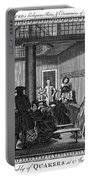 Quaker Meeting, C1790 Portable Battery Charger