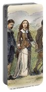 Quakers: Mary Dyer, 1659 Portable Battery Charger