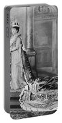 Queen Alexandra, 1902 Portable Battery Charger by Omikron