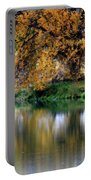 Quiet Autumn Day Portable Battery Charger