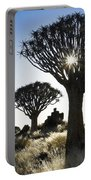Quivertree Starburst Portable Battery Charger