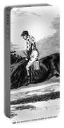 Race Horse, 1857 Portable Battery Charger