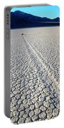 Racetrack Death Valley Trail Of Mystery Portable Battery Charger