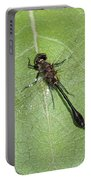 Racket-tailed Emerald Dragonfly Portable Battery Charger